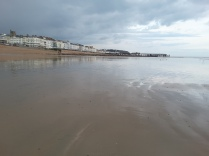 saint leonards beach - east facing